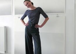 Alexandra Roozen, studio view Tweening