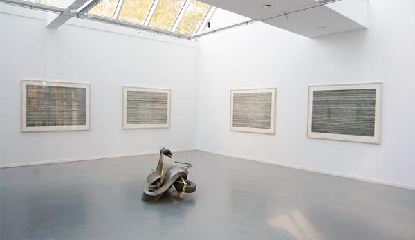 Exhibition Ruis/Noise, Galerie Hein Elferink