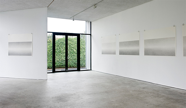 Exhibition IK-Pavilion, studio Mondriaan Fund
