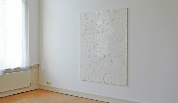 Exhibition White, Galerie Phoebus