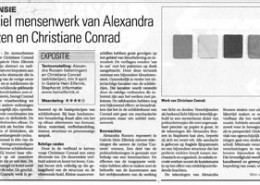 recensie Alexandra Roozen en Christiane Conrad