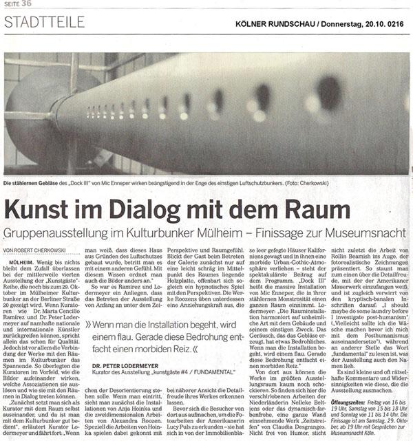 Kölnísche Rundschau