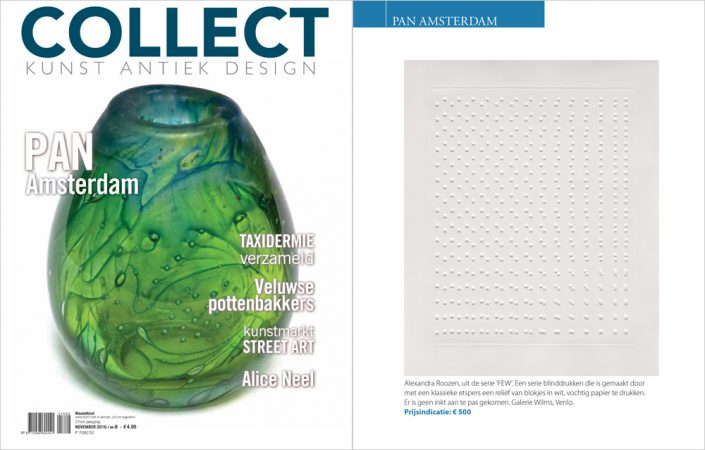 Collect Art magazine