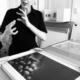 Studio visit by photographer Vincent Mentzel