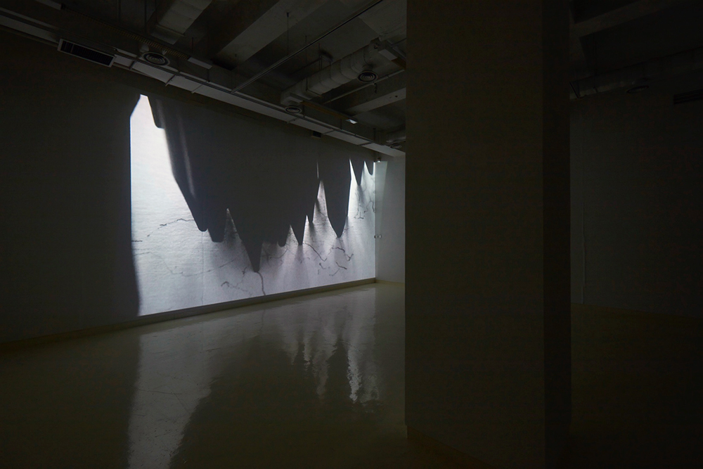 Film Seen by Hand, solo exhibition Youngeun Museum of Contemporary Art, South Korea